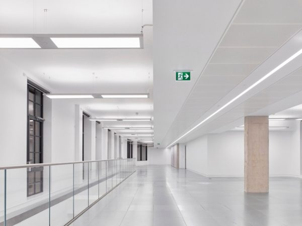 beautiful bright and white and well lit high quality offices in Waterloo